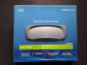 linksys cisco wireless-N home router