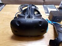 HTC Vive Boxed and in Excellent Condition