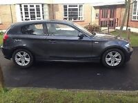 Coming soon - BMW 118d ES 3 door - Lovely car - New MOT (next week) - full service history
