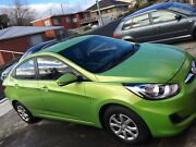 Urgent sale Hyundai Accent 2012 Moonah Glenorchy Area Preview