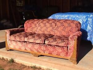 Shabby Chic Couch 1940s Excellent Condition