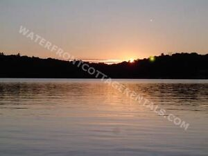 Waterfront Cottage Rental - Muskoka -Aug 7th & 21st WEEKS OPEN