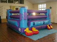 Bouncy Castle business for Sale Bouncyness covering Glasgow, East Kilbride and surrounding areas.
