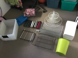 Home appliances dish rack fruit bowl bin bottle water barbecue New Farm Brisbane North East Preview