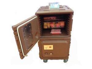 Armoire chaude électrique, traiteur, hôtel, cafétéria, Cambro