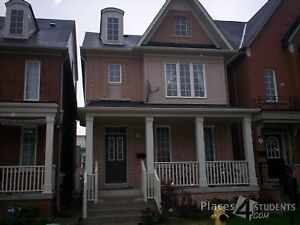 York University Village: Large Detached Home for Rent