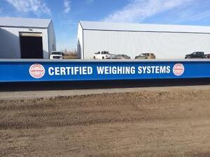 FALL SPECIAL - 90' X 11' Portable Truck Scales