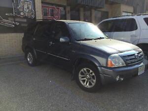 2006 Suzuki XL7 SUV, Crossover