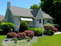New Grand Bend Cottage Rental. Summer weeks available.