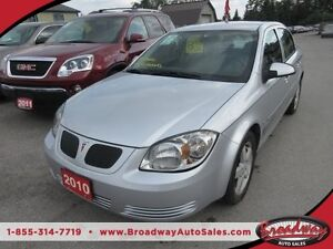 2010 Pontiac G5 'GREAT VALUE' FUEL EFFICIENT 5-SPEED MANUAL 5 PA