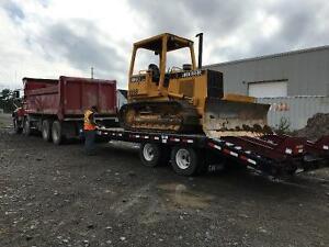 Dozer,Loader, Grader & Dump Truck for rent with operator.
