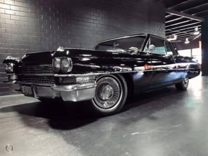 1963 Cadillac Series 62 Auto Coupe