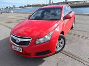 2010 Holden Cruze CD Automatic Sedan ONLY 125,150 Kilometres Rosewater Port Adelaide Area Preview