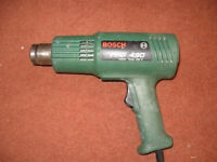 BOSCH PHG 490 Heat Paint Stripper Gun 1400 WATT