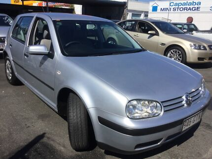 2002 Volkswagen Golf Hatchback Low Kms Capalaba West Brisbane South East Preview