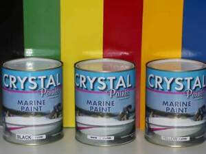 MARINE PAINT 1 LT FOR FIBERGLASS BOATS, JET SKIS, CANOES ETC South Kempsey Kempsey Area Preview