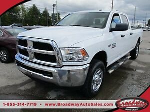 2015 Dodge Ram 2500 3/4 TON WORK READY TRADESMEN EDITION 6 PASSE
