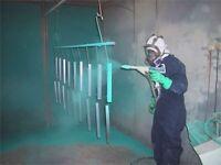 Top quality powder coating