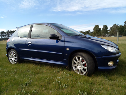 Wanted: 2004 Peugeot 206 GTi