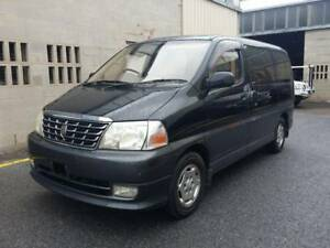 2001 Toyota Granvia Grand Hiace Automatic Wheelchair Lifter Hoist Marion Marion Area Preview