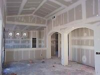 Specialized drywall taping texturing services
