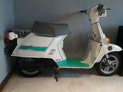 1986 Honda Spree Special Edition with 120 miles