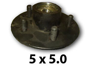 3500-Trailer-Axle-Wheel-Hub-W-Bearings-seals-5-x5