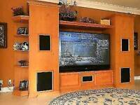 "Mitsubishi 65"" FULL HD 1080P TV / Monitor 1920x1080"