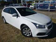 2015 Holden Cruze JH MY15 CD White 6 Speed Automatic Sportswagon Brownsville Wollongong Area Preview
