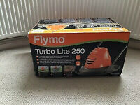 Flymo Turbo Lite 250 Electric Hover Lawnmower - Brand New