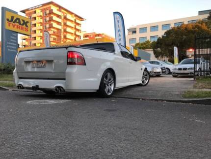 MY10 2009 Holden Commodore VE UTE SPORTS MANUAL CHEVY BADGE !!
