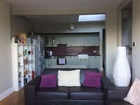 Double room in bright spacious flat