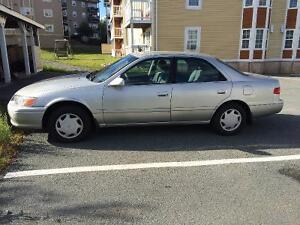 2000 Toyota Camry Sedan (newer motor)