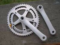 Shimano rx100 chainset (mint condition)