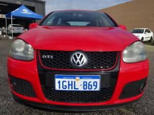 2009 Volkswagen Golf GTI Automatic Hatchback
