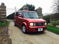 Nissan Cube 1400CC AUTO 7 SEATER