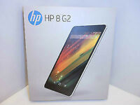 HP 8 G2 1411 Tablet new Sealed in Box