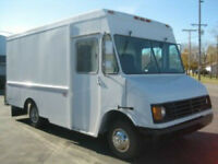 Step Van Needed For Food Truck