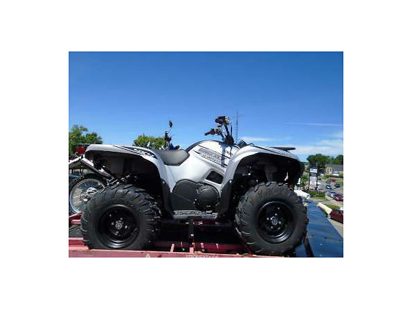 Used 2015 Yamaha GRIZZLY 700 FI DAE SE