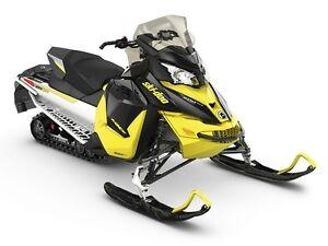 2016 Ski-Doo MXZ Sport Rotax 600 ACE