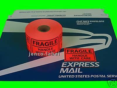 Ml1r102 500 2x3 Fragile Labelssticker