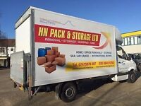man and van / removal service available £35 per hour, self loading, Minimum booking 2 hours,