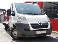 Citroen relay recovery