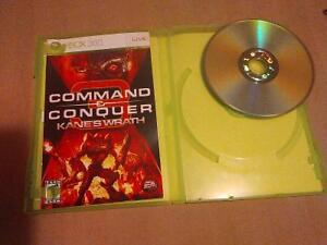 Commander congour 3 kanes wrath 360