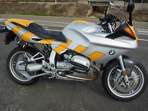 2001 BMW r1100s Motorcycle -  Start it, take it for **$3000!**