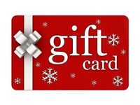 Gift Cards: Sephora, President Choice, Canadian Tire, Home Depot
