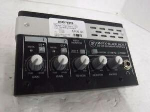 Mackie USB Recording Interface. We Buy and Sell Used Pro Audio Equipment. 114889