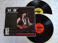 U2 / BB King 'Dortmund 1989' double LP / Mint