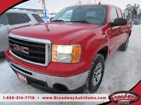 2011 GMC Sierra 1500 WORK READY SLE MODEL 6 PASSENGER 4X4.. EXT-