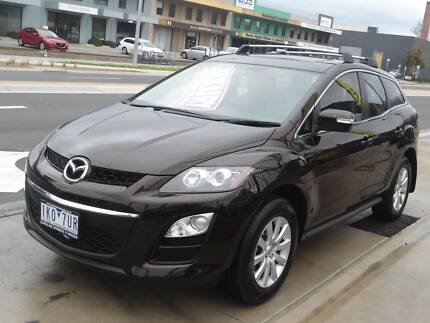 2009 Mazda CX-7 Wagon